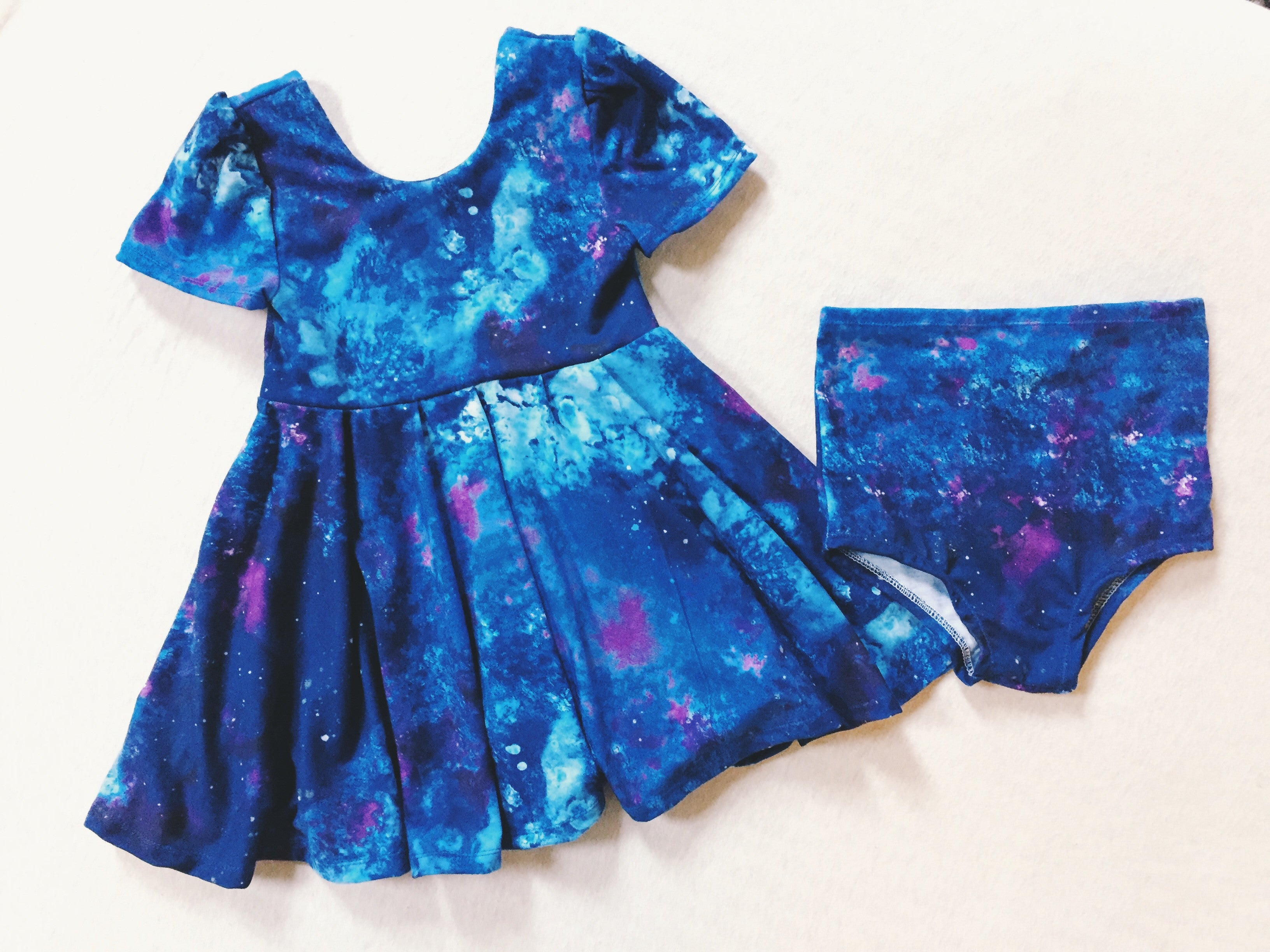 GALAXY Twirl Dress