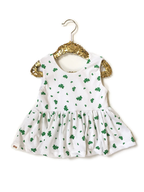 SHAMROCKS Peplum