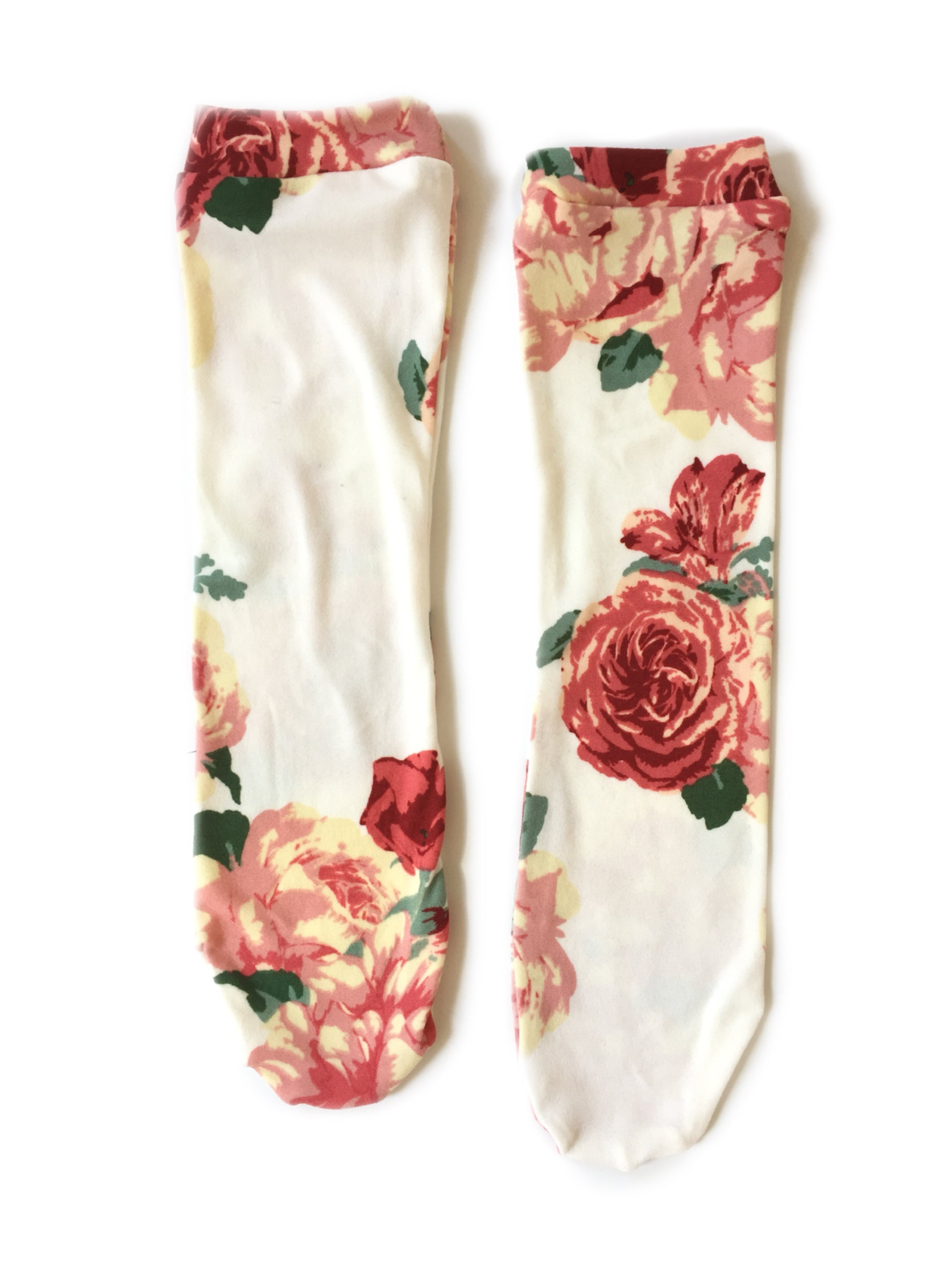 TRUE ROMANCE Knee High Socks