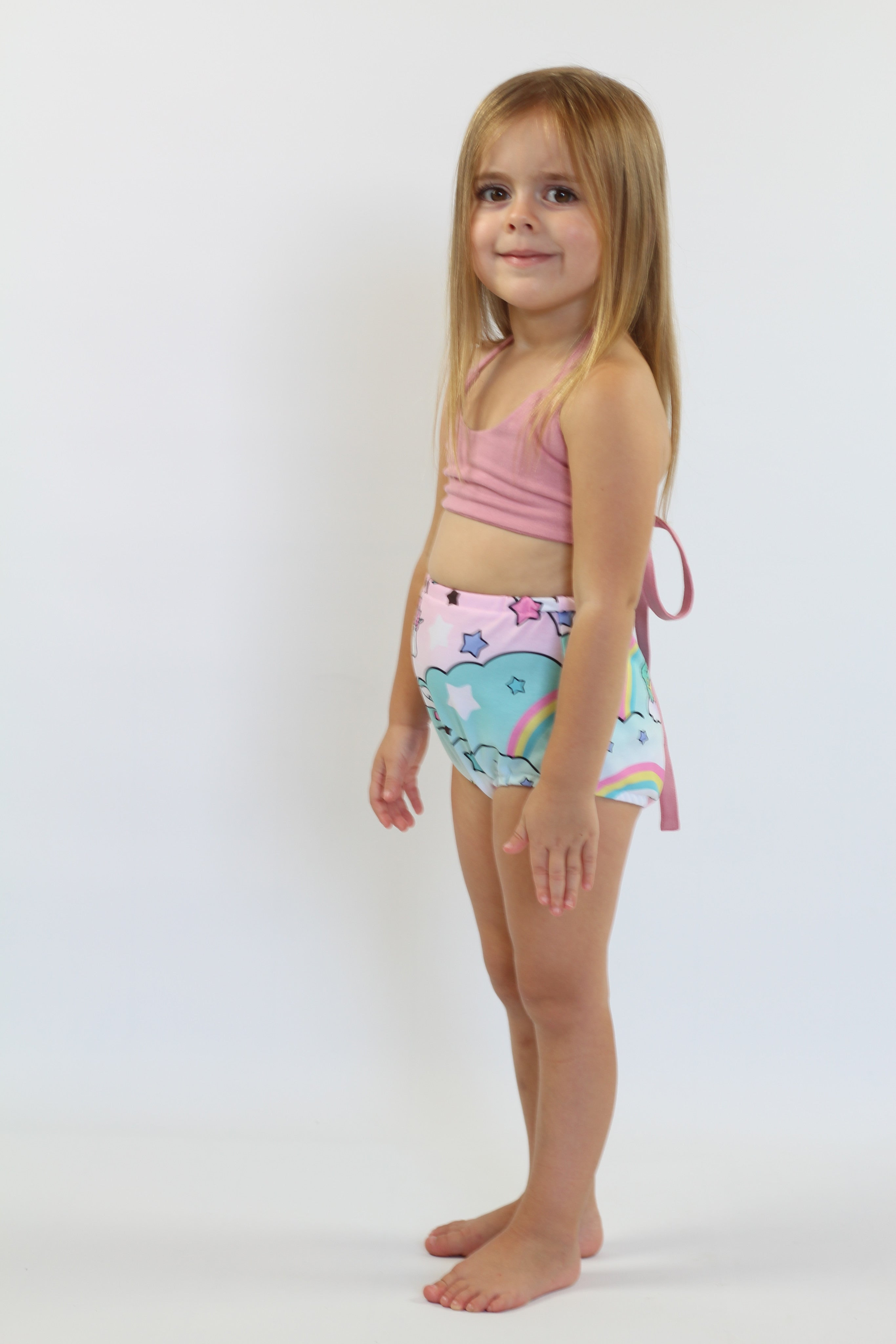 PEGASUS High Waisted Bloomers