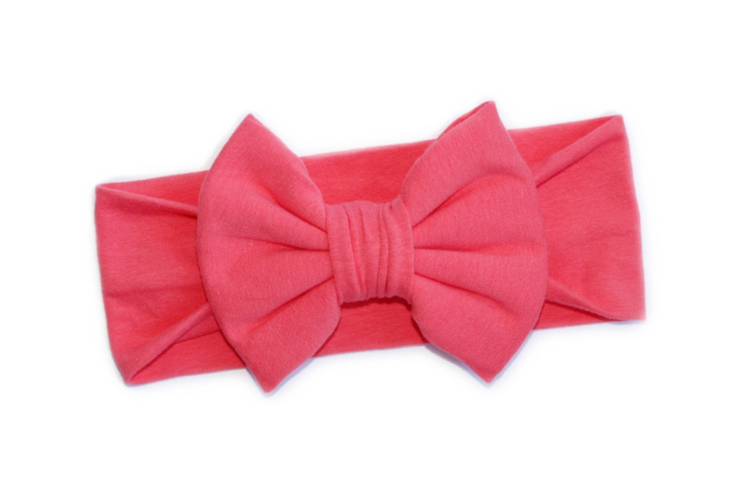 CORAL Classic Bow Headband