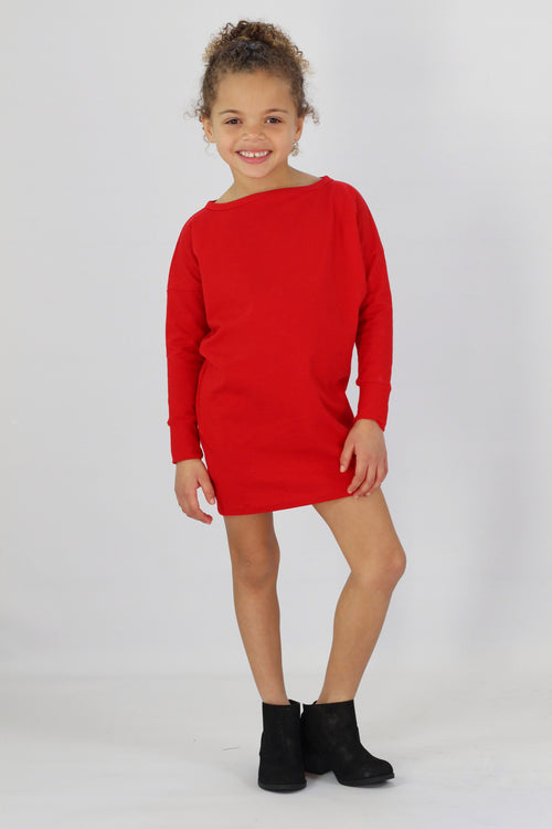 BATWING Tunic Dress