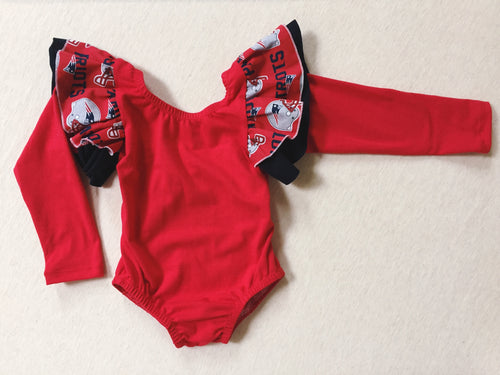 NEW ENGLAND PATRIOTS Leotard
