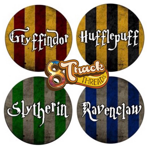 HARRY POTTER Shortie Dress - Hufflepuff, Slytherin or Ravenclaw