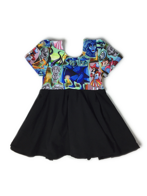 HAUNTED MANSION Twirl Dress