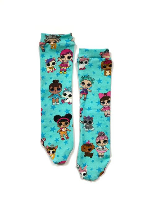 LOL SURPRISE DOLL II Knee High Socks