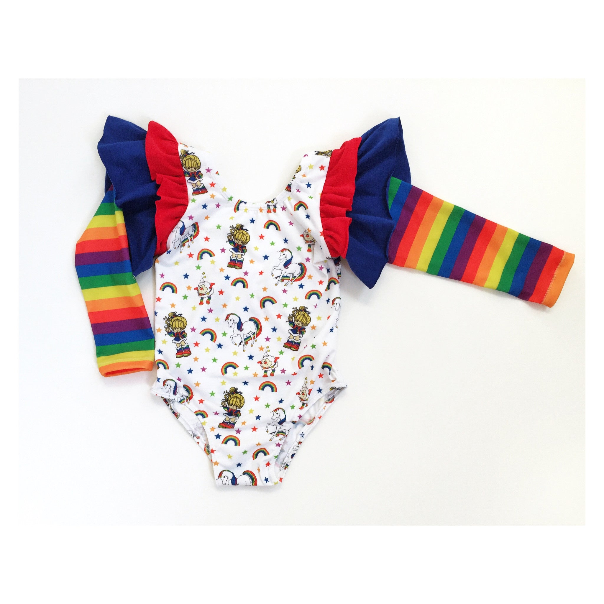 RAINBOW BRITE Leotard