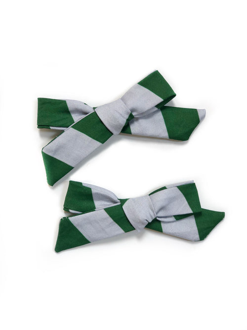 SLYTHERIN Lana Pigtail Bows