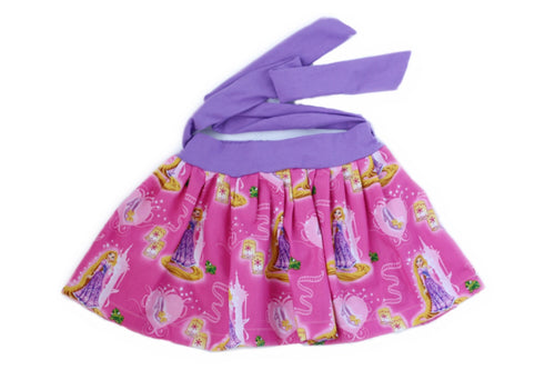 RAPUNZEL High Waisted Bow Skirt