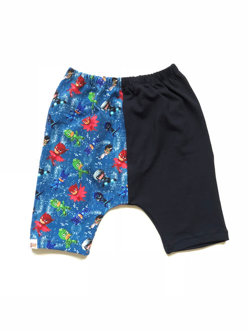 PJ MASKS Long Harem Shorts