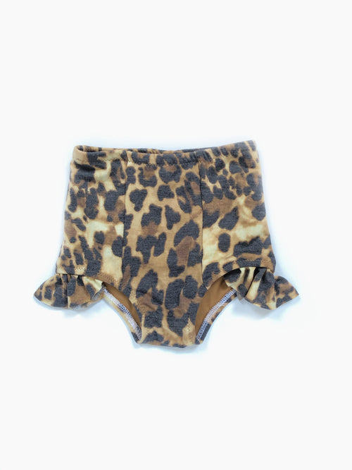 LEOPARD Betty Hot Pants