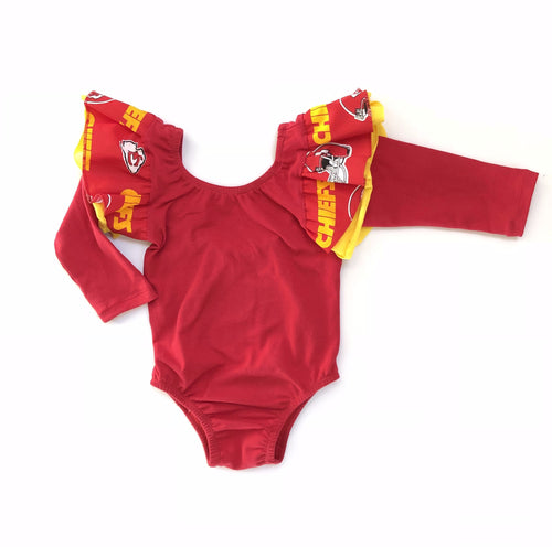KANSAS CITY CHIEFS Leotard