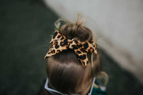 Leopard Love Lana Bow