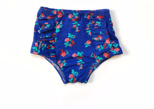 KIPLYN Floral Hot Pants