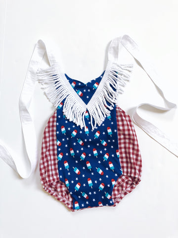 STAR SPANGLED Leotard