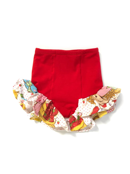 VINTAGE STRAWBERRY SHORTCAKE Hot Pants