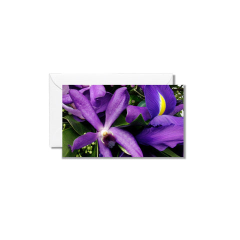 "2.5"" x 3.5"" Card- Purple"