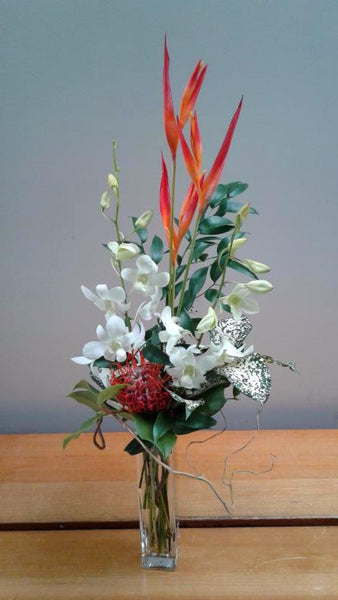 Tropical Budvase