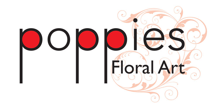 Poppies Floral Art