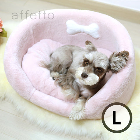 AFFETTO SUGAR BED INDI PINK (L)
