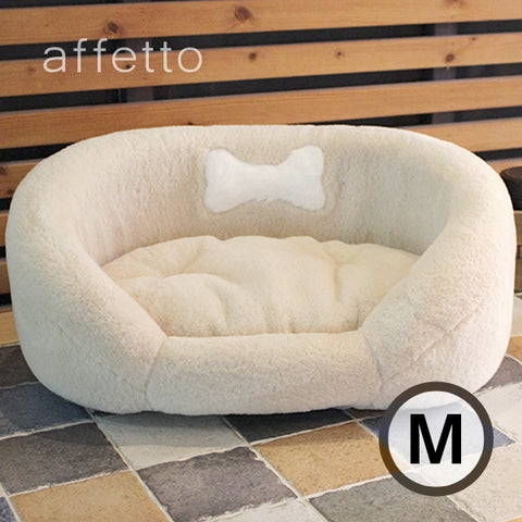 AFFETTO SUGAR BED IVORY (M)