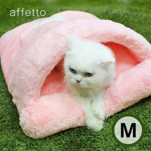 AFFETTO POCKET BED PINK (M)