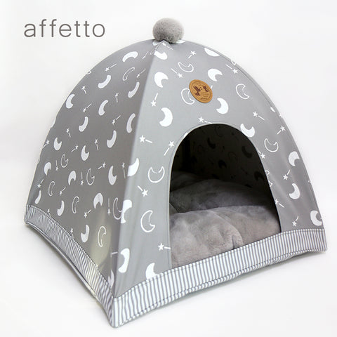 AFFETTO POP TENT GREY