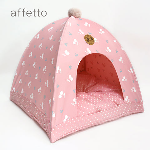 AFFETTO POP TENT CHERRY PINK