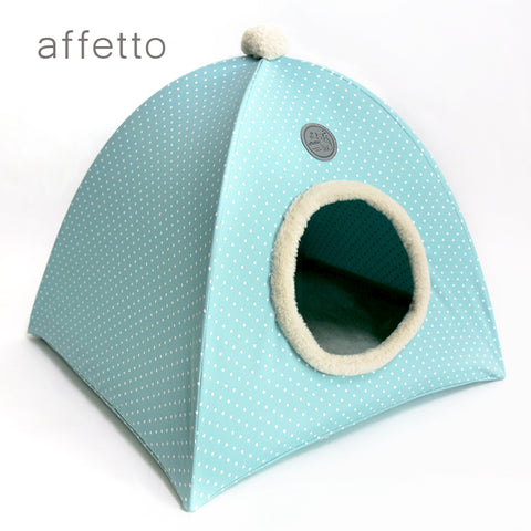 AFFETTO CAT TENT MINT