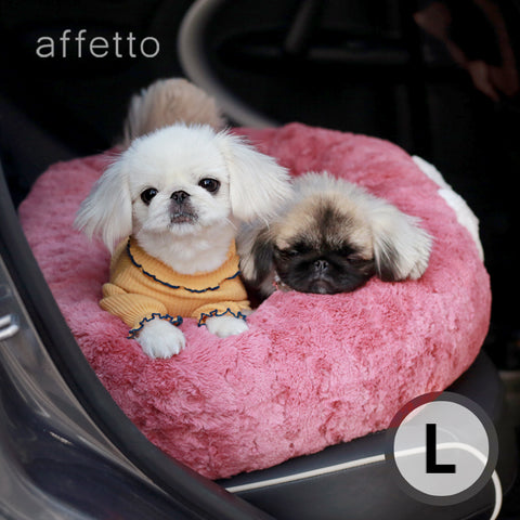 AFFETTO DONUTKIT CARSEAT WINE (L)
