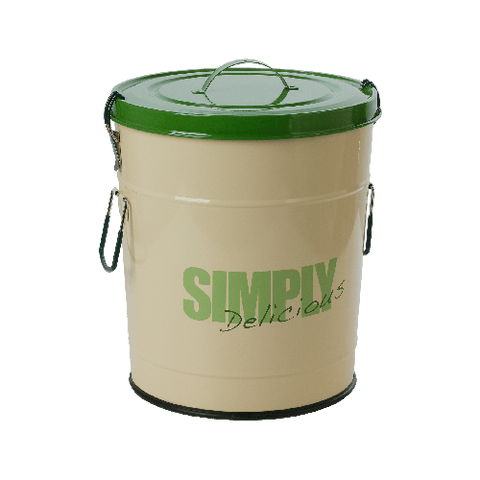 "One for Pets ""Simply Delicious"" Food Container - Green - Large"