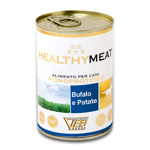 Healthy Meat - Buffalo & Potatoes 400g