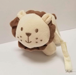 Simply Plush Beige Lion