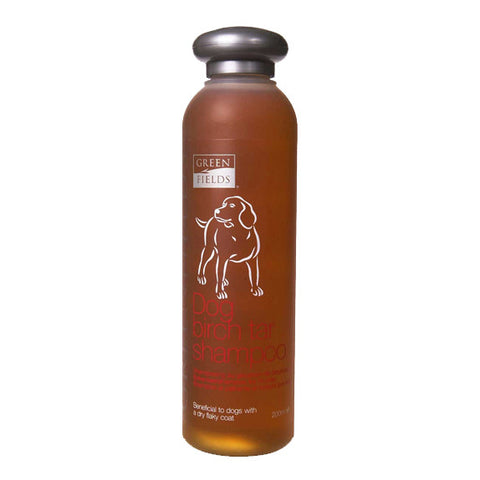 Dog Birch Tar Shampoo