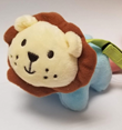 Simply Plush Blue Lion