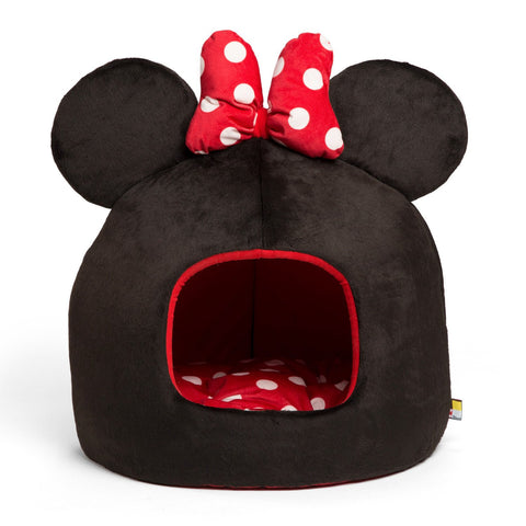 Minnie Dome Black