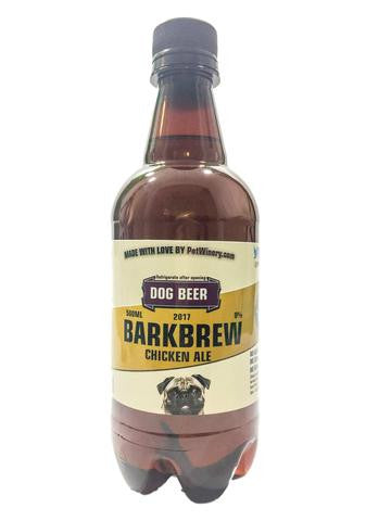 Dog Beer - Chicken Ale 500mL