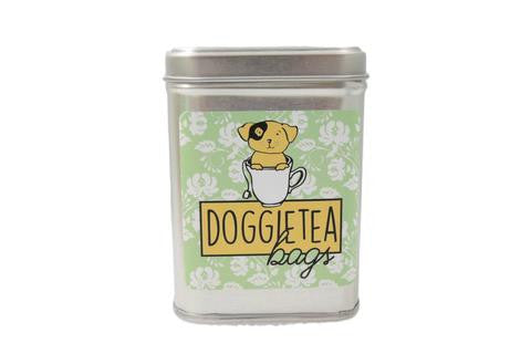 DoggieTEA Bags 8 bags per container (Dog Tea)