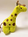 Simply Plush Green Giraffe