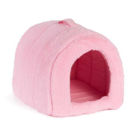 Pet Igloo Fur, Pink