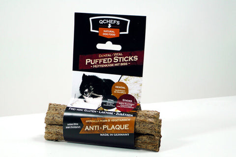 QChef Puffed Sticks
