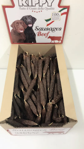 Kippy Sausage - Beef Whole Box 200pcs
