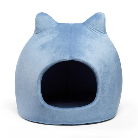Meow Hut Bella, Riverside Blue
