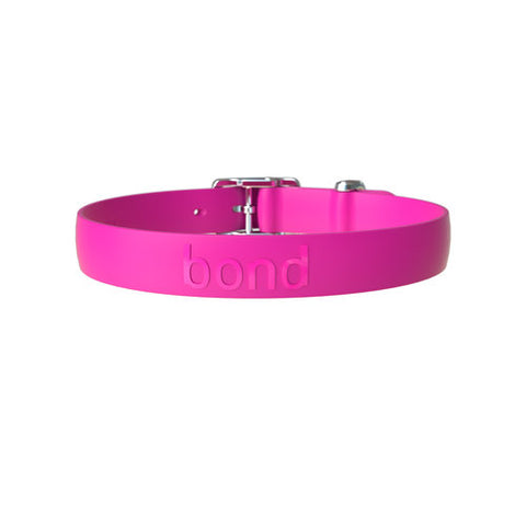 Bond Collar Raspberry, Small