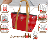 PommeTote - Gentle Maize Leo