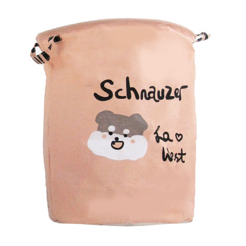 LA WEST Laundry Basket Schnauzer 30*40 cm