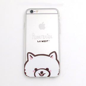 Phone Case Westie Portrait