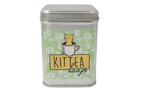 KitTEA Bags 8 bags per container(Cat Tea)