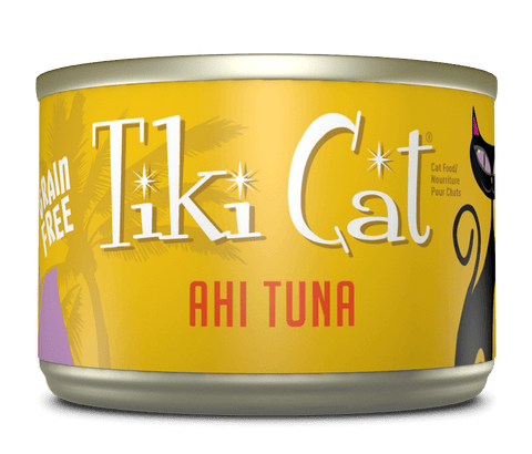 Tiki Cat® Hawaiian Grill™ Wet Cat Food 2.8oz - Ahi Tuna