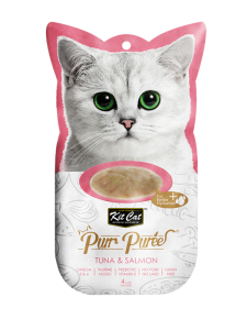 Kit Cat Purr Puree Tuna & Salmon 60g